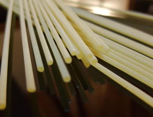 Origine del grano nell'etichetta della pasta