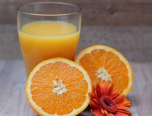 Nuove regole sulle bevande a base di succo di arancia